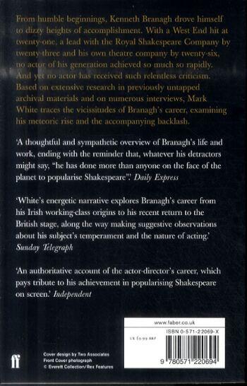 Kenneth Branagh (Paperback)