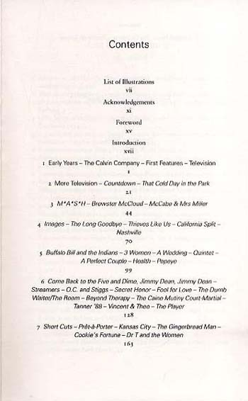 Altman on Altman (Paperback)