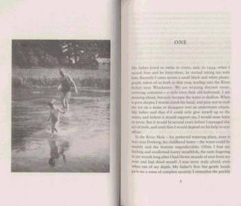 Swimming with My Father (Paperback)
