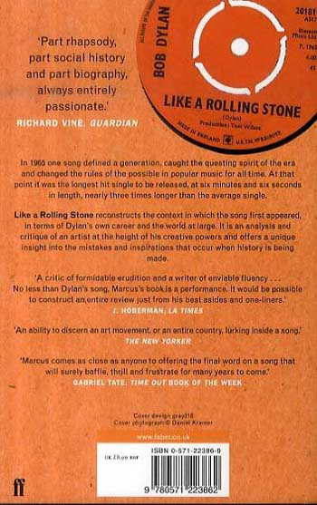 Like a Rolling Stone: Bob Dylan at the Crossroads (Paperback)