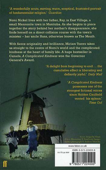 A Complicated Kindness (Paperback)