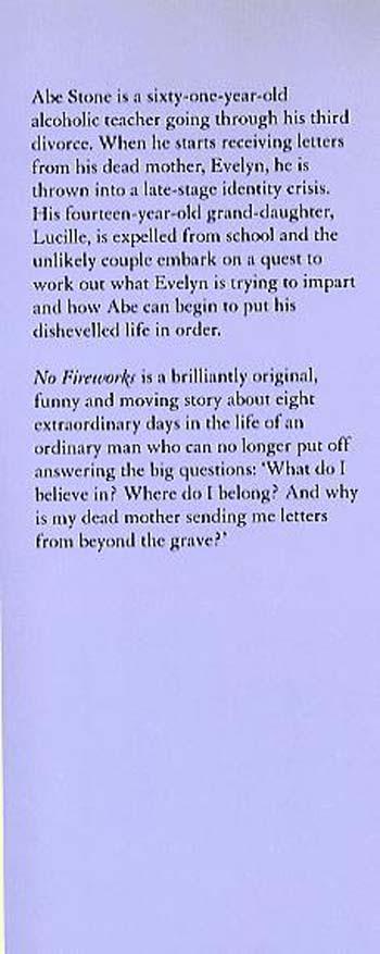 No Fireworks (Paperback)