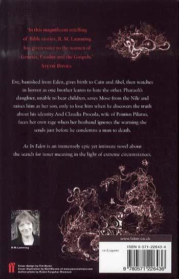 As in Eden (Paperback)