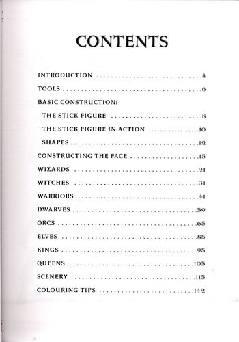 How to Draw Wizards, Warriors, Orcs and Elves: Draw Your Own Fantasy Characters (Paperback)