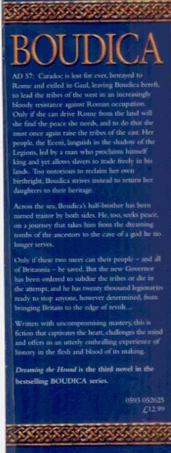 Boudica: Dreaming the Hound (Hardback)