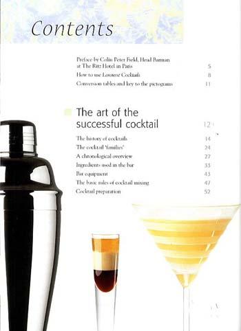 Larousse Cocktails (Hardback)