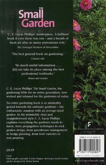 The Small Garden (Paperback)