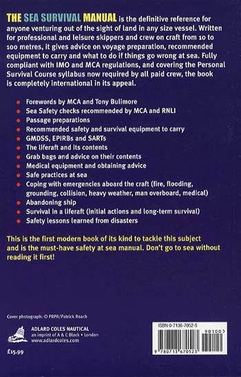 The Sea Survival Manual (Paperback)