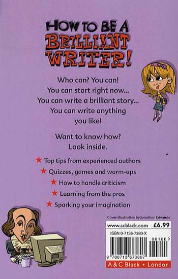 How to be A Brilliant Writer (Paperback)