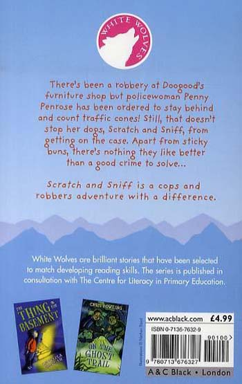 Scratch and Sniff - White Wolves: Adventure Stories (Paperback)