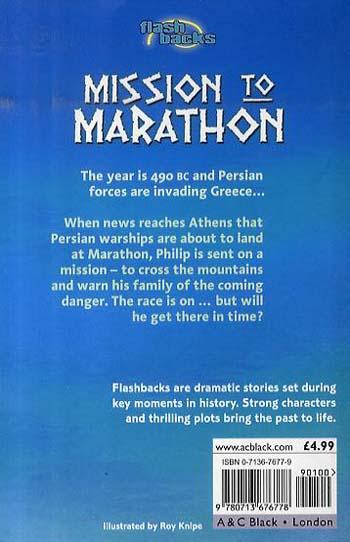 Mission to Marathon - Flashbacks (Paperback)