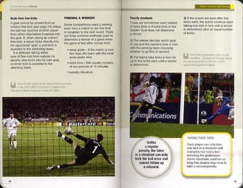 Soccer - Know the Game (Paperback)