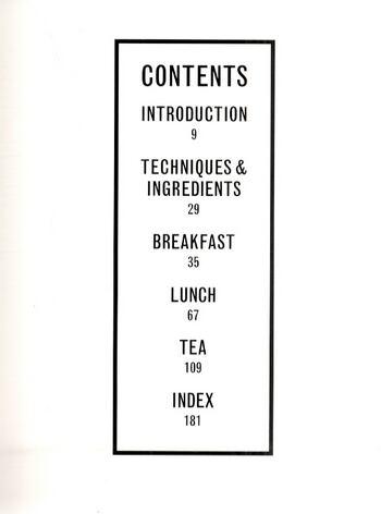 Breakfast, Lunch, Tea: The Many Little Meals of Rose Bakery (Hardback)
