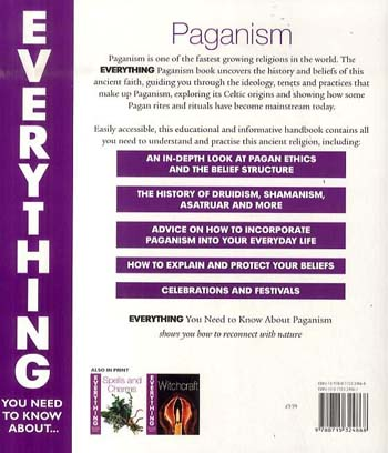 Paganism - Everything You Need to Know About... S. (Paperback)