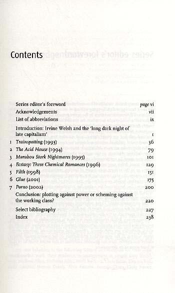 Irvine Welsh - Contemporary British Novelists (Paperback)