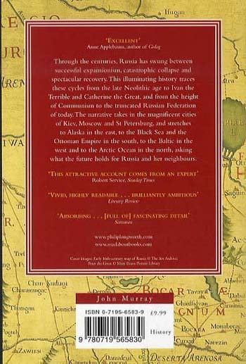 Russia's Empires (Paperback)