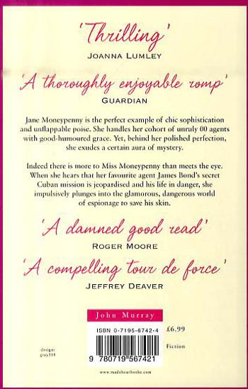 The Moneypenny Diaries: Guardian Angel (Paperback)