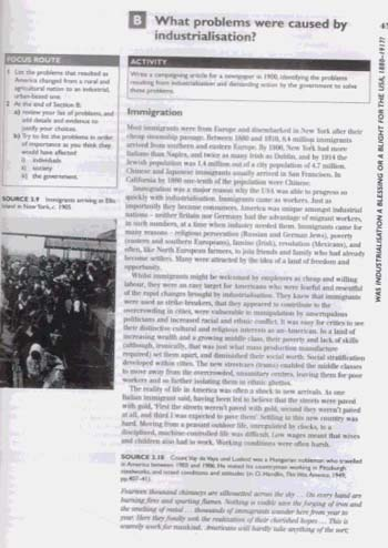 Modern America: 1865 to the Present - SHP Advanced History Core Texts (Paperback)