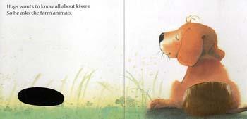 Hugs and Kisses (Board book)
