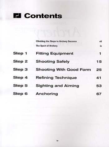 Archery - Steps to Success S. (Paperback)