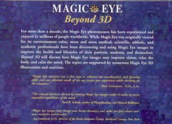 Beyond 3D: Improve Your Vision with Magic Eye (Hardback)