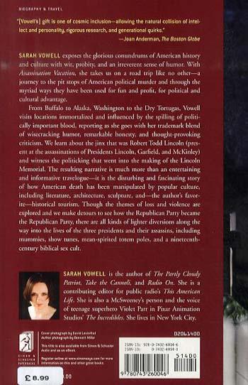 Assassination Vacation (Paperback)