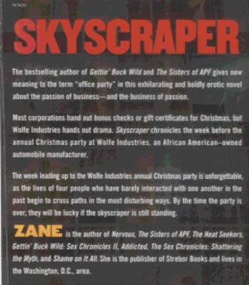 Skyscraper: A Novel (Paperback)