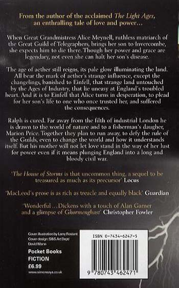 The House of Storms (Paperback)