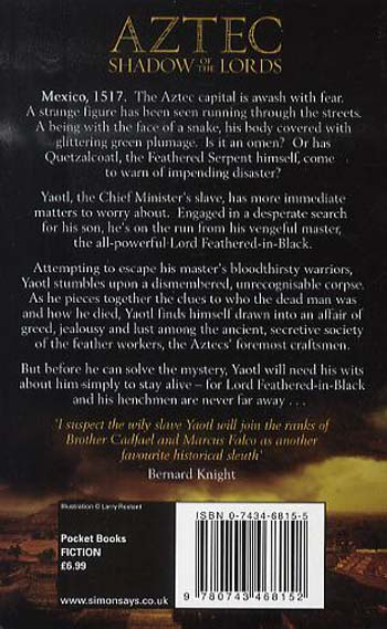 Shadow of the Lords (Paperback)