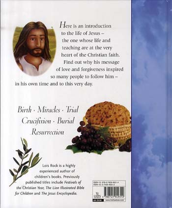 Tell Me About Jesus (Hardback)