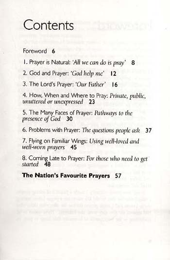 The Nation's Favourite Prayers (Paperback)