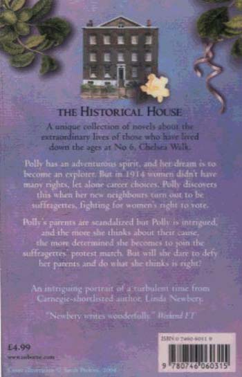 Polly's March - Historical House (Paperback)