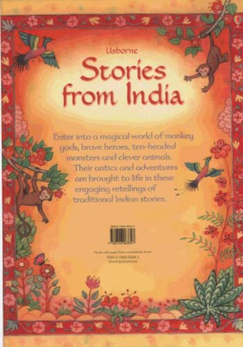 Stories From India (Hardback)