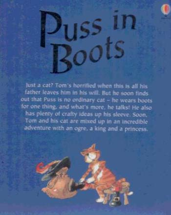Puss In Boots - 3.1 Young Reading Series One (Red) (Hardback)