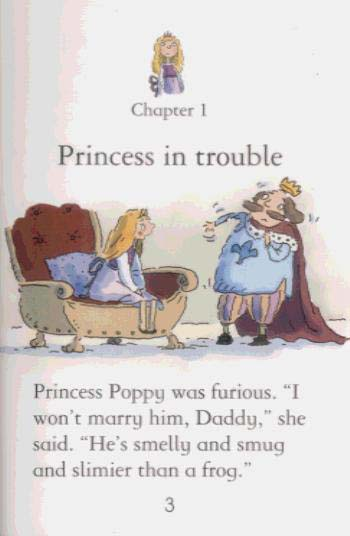 The Frog Prince - 3.1 Young Reading Series One (Red) (Hardback)