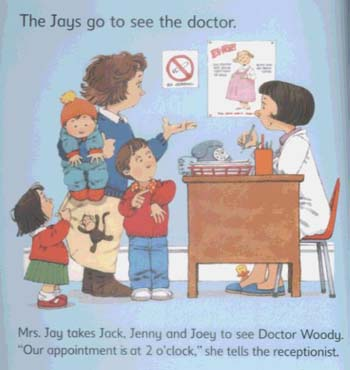 Usborne First Experiences Going To The Doctor - First Experiences (Paperback)