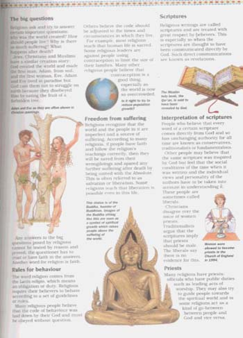 Book Of World Religions (Paperback)