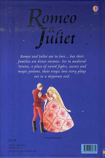 Romeo and Juliet - Young Reading Series 2 (Hardback)