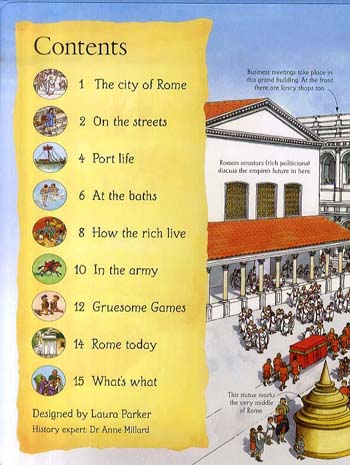 See Inside Ancient Rome - See Inside (Hardback)