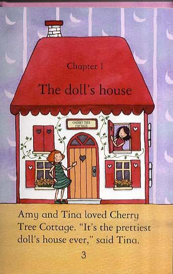 Stories Of Dolls - 3.1 Young Reading Series One (Red) (Hardback)