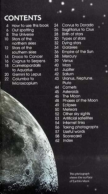 Night Sky - Spotter's Guide (Paperback)