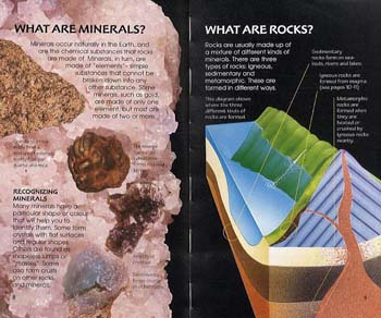 Rocks And Minerals - Spotter's Guide (Paperback)