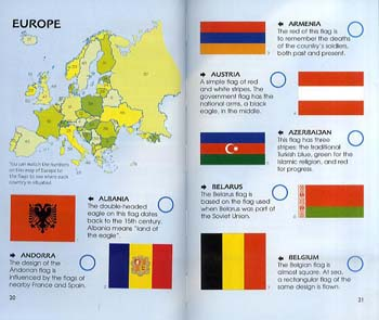 Flags Of The World - Spotter's Guide (Paperback)