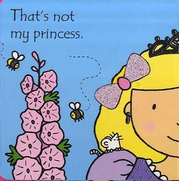 That's Not My Princess - That's Not My... (Board book)