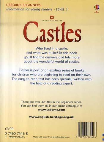 Castles - Beginners Series (Hardback)