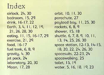 Living In Space - Beginners Series (Hardback)
