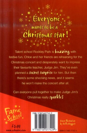 Christmas Stars - Fame School (Paperback)
