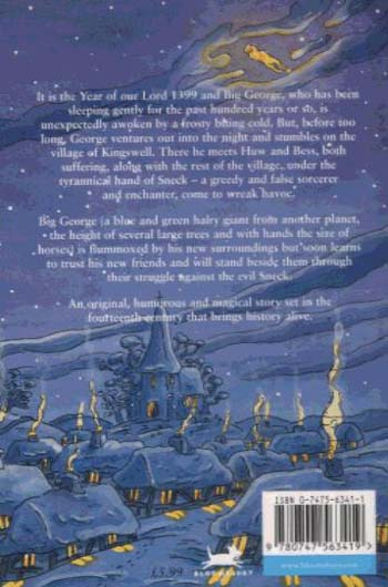 Big George and the Winter King (Paperback)