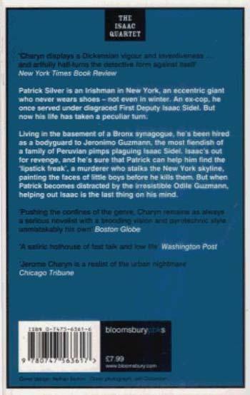 The Education of Patrick Silver - Isaac Quartet Bk. 3 (Paperback)