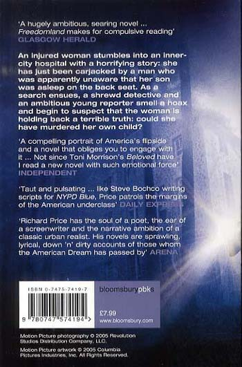 Freedomland (Paperback)